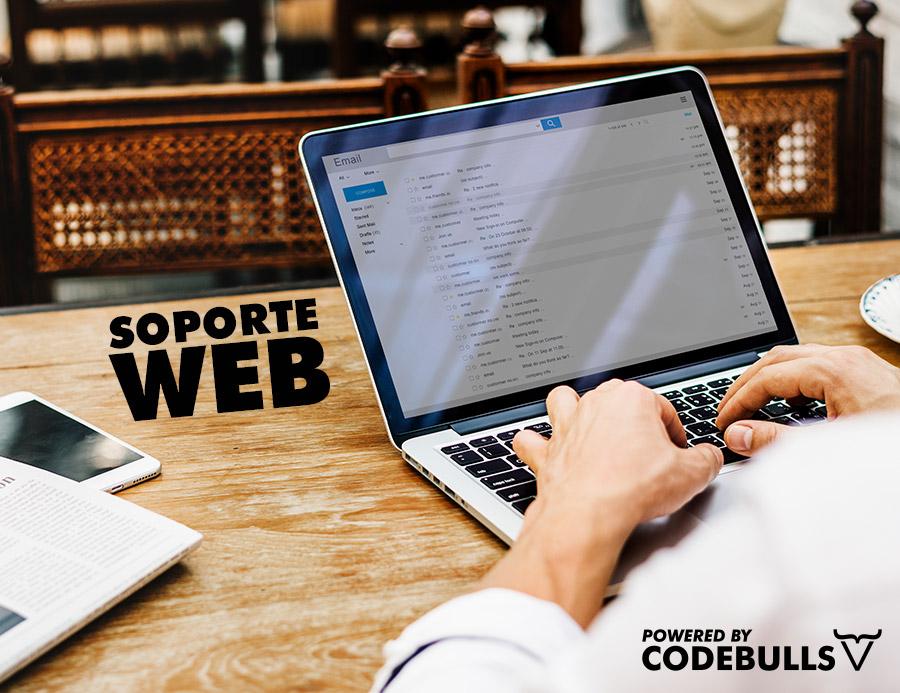 Tareas de soporte para mantener su página en forma